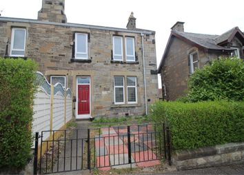Thumbnail 1 bed flat for sale in Hill Street, Dysart, Fife