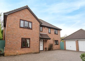 Thumbnail 5 bed detached house for sale in Ashen Close, Pine Road, Chandler's Ford, Hampshire
