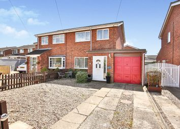 Thumbnail 3 bed semi-detached house for sale in Magnolia Close, Horsford, Norwich
