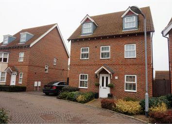 Thumbnail 5 bedroom detached house for sale in Mallow Road, Sheerness