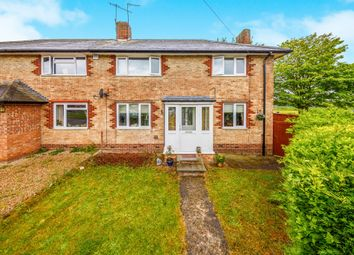 Thumbnail 3 bed semi-detached house for sale in Shenleybury, Shenley, Radlett