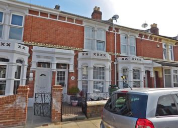 Thumbnail 3 bed terraced house for sale in Burlington Road, Portsmouth