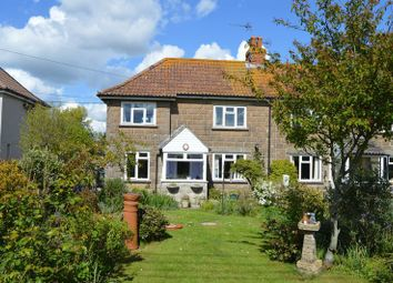 Thumbnail 2 bed semi-detached house for sale in Weaveland Road, Tisbury, Salisbury