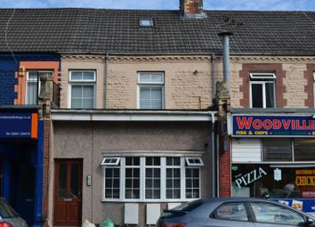 Thumbnail 3 bed flat to rent in 88, Woodville Road, Cathays, Cardiff, South Wales