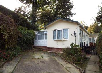 Thumbnail 1 bed mobile/park home for sale in Barnsley Close, Killarney Park, Nottingham, Nottinghamshire