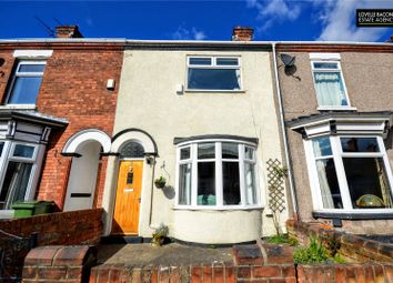 Thumbnail 4 bed terraced house for sale in Torrington Street, Grimsby