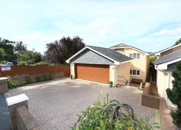 Thumbnail 4 bedroom detached house for sale in Blackberry Close, Plymstock, Plymouth