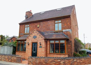 Thumbnail 4 bed detached house for sale in 1 School Lane, Rickerscote, Stafford.