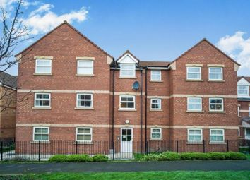Thumbnail 2 bed flat for sale in St. Leger Close, Dinnington, Sheffield, South Yorkshire