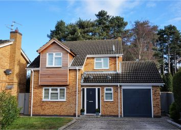 Thumbnail 3 bed detached house for sale in Muirfield, Grantham