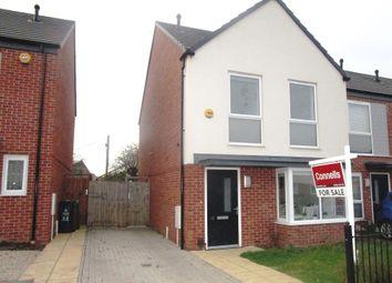 Thumbnail 3 bedroom semi-detached house for sale in Hemlock Way, Bilston