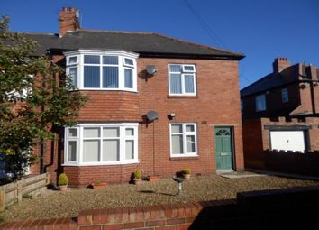 Thumbnail 3 bedroom flat for sale in Bavington Drive, Newcastle Upon Tyne