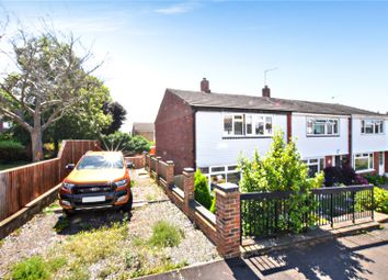 Thumbnail 3 bedroom end terrace house for sale in Pengarth Road, Bexley, Kent