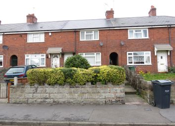 Thumbnail 3 bed terraced house for sale in Young Street, West Bromwich