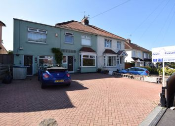 Croomes Hill, Downend, Bristol BS16. 5 bed semi-detached house