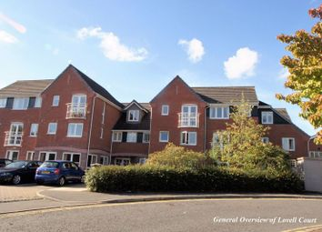 Thumbnail 2 bed flat for sale in Lovell Court, Parkway, Holmes Chapel.