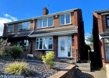 Thumbnail 3 bed semi-detached house for sale in Hill Top, West Bromwich, West Midlands