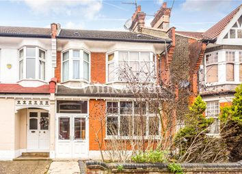 Thumbnail 3 bed end terrace house for sale in Burford Gardens, London