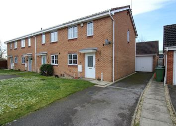 Thumbnail 3 bed town house to rent in Broughton Close, Riddings, Alfreton