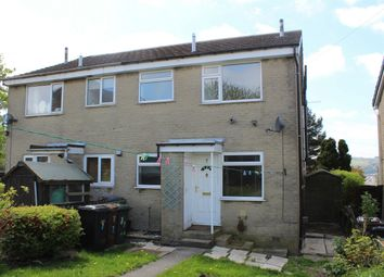 Thumbnail 1 bed detached house to rent in Dale View Road, Keighley, West Yorkshire