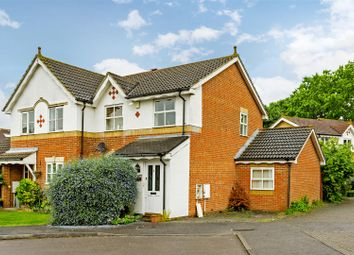 Thumbnail 4 bed semi-detached house for sale in Hadleigh Close, London