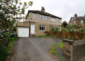 Thumbnail 3 bed semi-detached house to rent in Leeds Road, Idle, Bradford