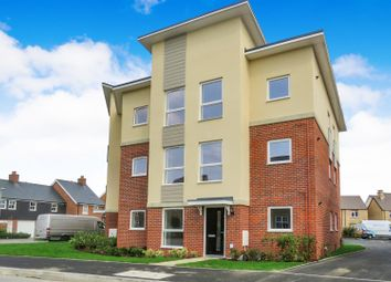 Thumbnail 1 bed flat for sale in Caravan Site, Stratton Park Drive, Biggleswade