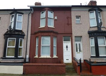 Thumbnail 2 bed terraced house for sale in Hornby Boulevard, Liverpool