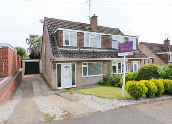 3 bed semi-detached house for sale in Parkland Drive, Wingerworth, Chesterfield S42