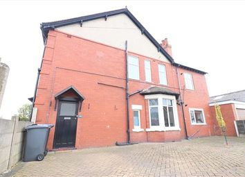 Thumbnail 2 bed flat for sale in Rossall Road, Thornton Cleveleys