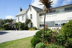 Thumbnail Hotel/guest house for sale in Bossiney House Hotel, Bossiney Road, Tintagel, Cornwall