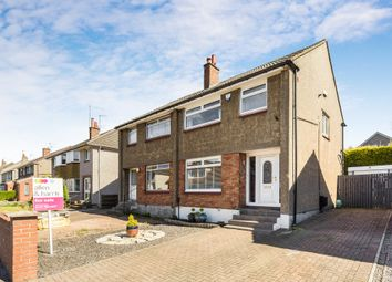 Thumbnail 3 bed semi-detached house for sale in Southesk Avenue, Bishopbriggs, Glasgow