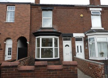 Thumbnail 2 bedroom terraced house for sale in Bentley Road, Doncaster