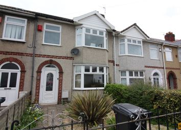 Thumbnail 3 bed terraced house for sale in Thicket Road, Fishponds, Bristol