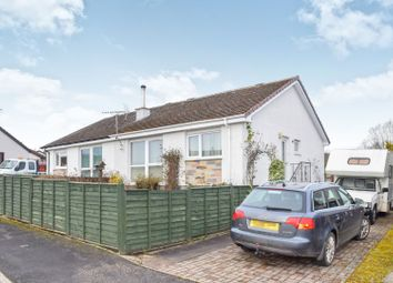 Thumbnail 2 bed semi-detached bungalow for sale in St. Marys Well, Tain