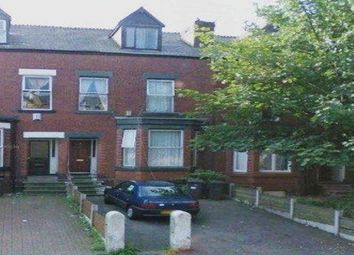 Thumbnail 6 bedroom shared accommodation to rent in Great Clowes Street, Salford