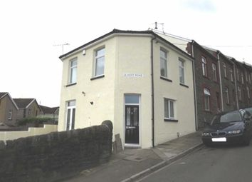 Thumbnail 3 bed end terrace house for sale in Quarry Road, Pontypridd