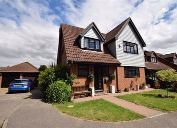 Thumbnail 4 bed detached house to rent in Jacks Close, Wickford, Essex