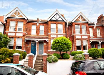 Thumbnail 4 bed terraced house for sale in Havelock Road, Brighton, East Sussex