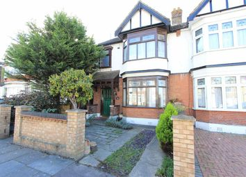 Thumbnail 4 bed terraced house for sale in Kilmartin Road, Goodmayes, Essex