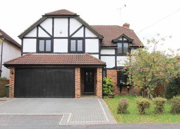 Thumbnail 5 bed detached house to rent in West Way, Pinner