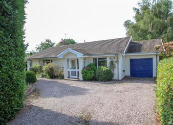 Thumbnail 3 bed detached bungalow for sale in Kings Caple, Hereford