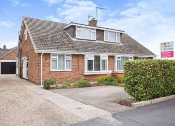 Thumbnail 3 bed semi-detached bungalow for sale in Church Lane, Thorngumbald, Hull