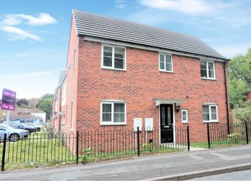 Thumbnail 3 bed terraced house for sale in St. Johns Road, Dudley