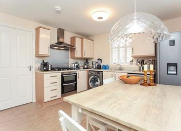 Thumbnail 4 bedroom end terrace house for sale in Thackney Leys, Kibworth Harcourt, Leicester, Leicestershire