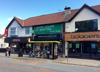 Thumbnail Retail premises for sale in 125-127 Allerton Road, Liverpool