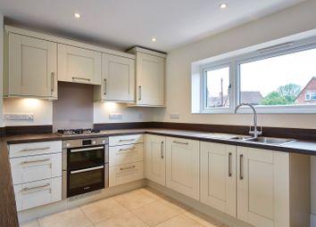 Thumbnail 2 bedroom terraced house for sale in Basingstoke Road, Aldermaston Wharf
