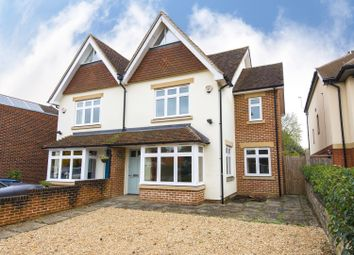 Thumbnail 4 bedroom semi-detached house to rent in Blandford Avenue, Oxford