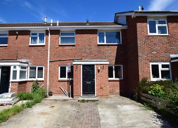 Thumbnail 3 bed terraced house for sale in Charles Avenue, Chichester, West Sussex
