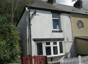Thumbnail 2 bed end terrace house for sale in St. Mary Street, Risca, Newport.
